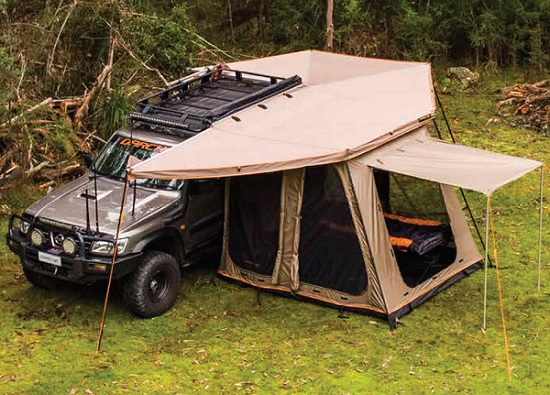 DARCHE ECLIPSE AWNING