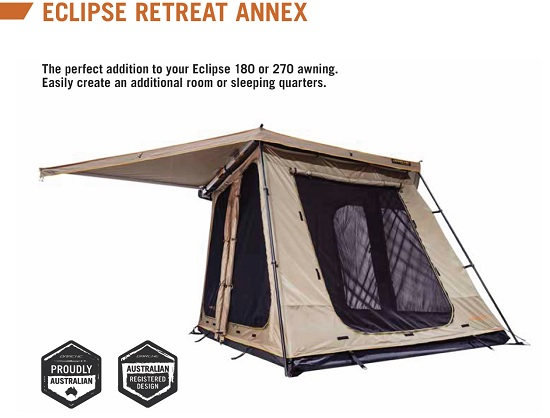 ECLIPSE RETREAT ANNEX